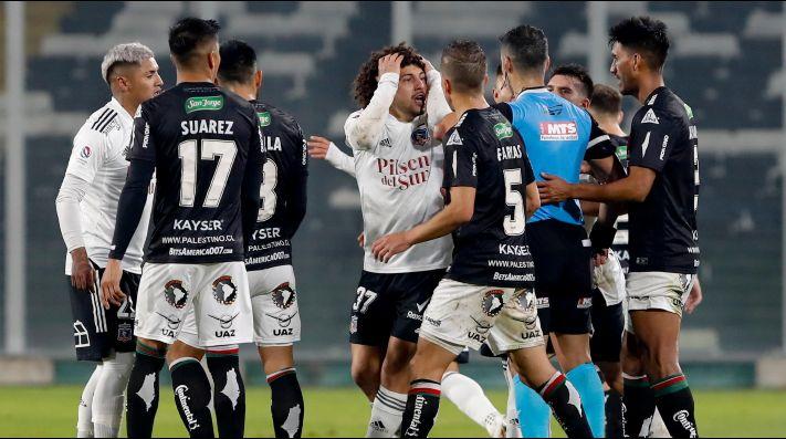 Fernando Véjar será sancionado por su arbitraje en el triunfo de Palestino sobre Colo Colo
