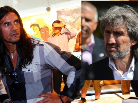 """Coca Mendoza al Loro Morón: """"Se parece a Rod Steward"""""""