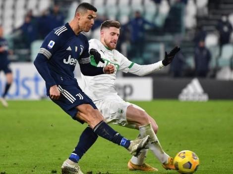 Juventus necesita ganar para entrar en competencias internacionales