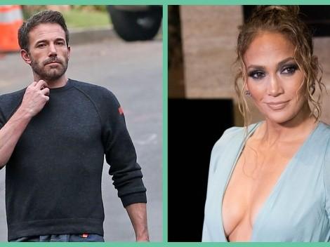 Aseguran que reencuentro Jennifer López y Ben Affleck se gestó desde febrero