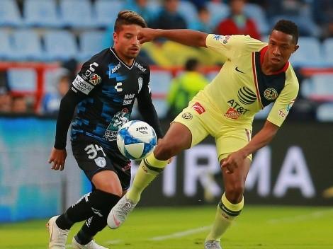 América y Pachuca animan duelo de ida de los cuartos de final