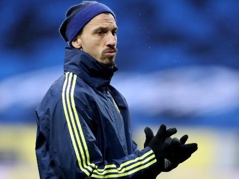 Una pena: Suecia confirma que Zlatan queda fuera de la Eurocopa