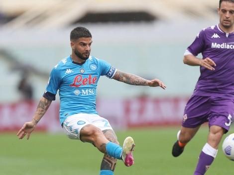 Napoli vence a la Fiore de Pulgar y se acerca a Champions
