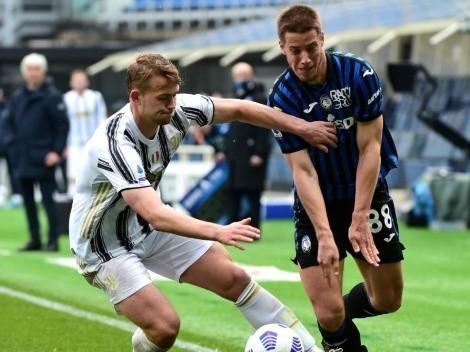 Con la presión de ganar, Juventus se mide con Atalanta en la final