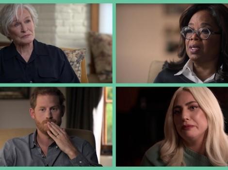 Esta es la serie sobre salud mental de Oprah Winfrey y el Príncipe Harry