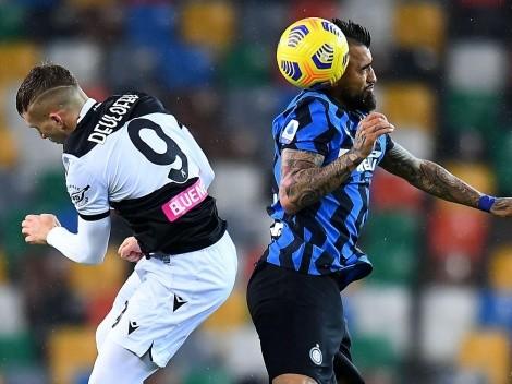 En la fecha final de la Serie A, Inter recibe a Udinese