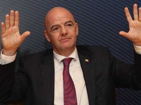 Acusan a la FIFA de estar detrás de la Superliga europea