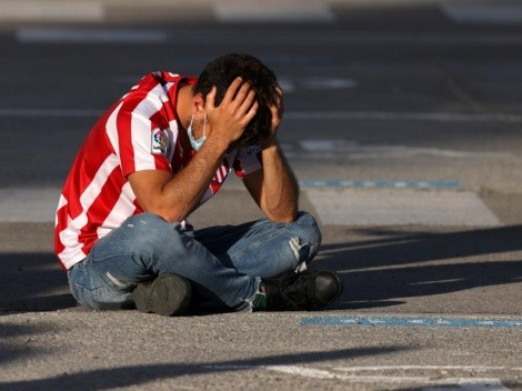 Se enluta el título del Atlético: muere hincha en pleno festejo