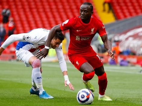Liverpool se mete en la Champions gracias a Sadio Mané