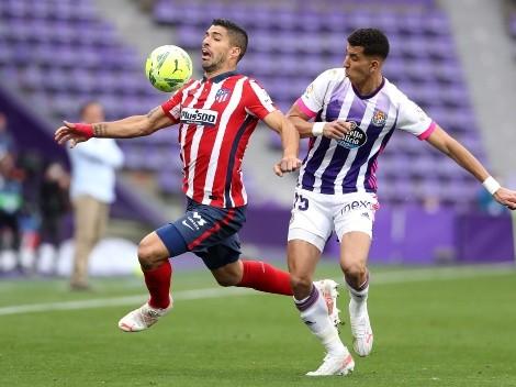 Luis Suárez no se mueve del Atlético Madrid