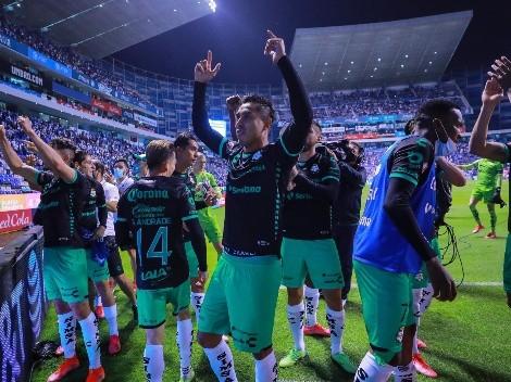 Diego Valdés avanza a la final de la Liga MX con Santos Laguna