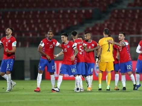 Cheíto Ramírez se sorprende con la Roja sin colocolinos