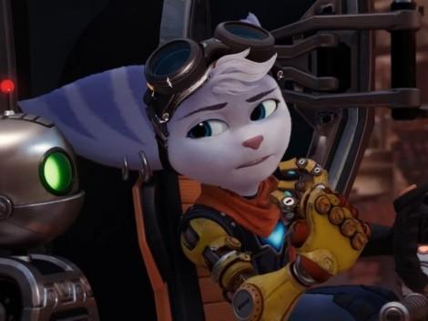 Ratchet y Clank muestra nuevo trailer de su modo historia