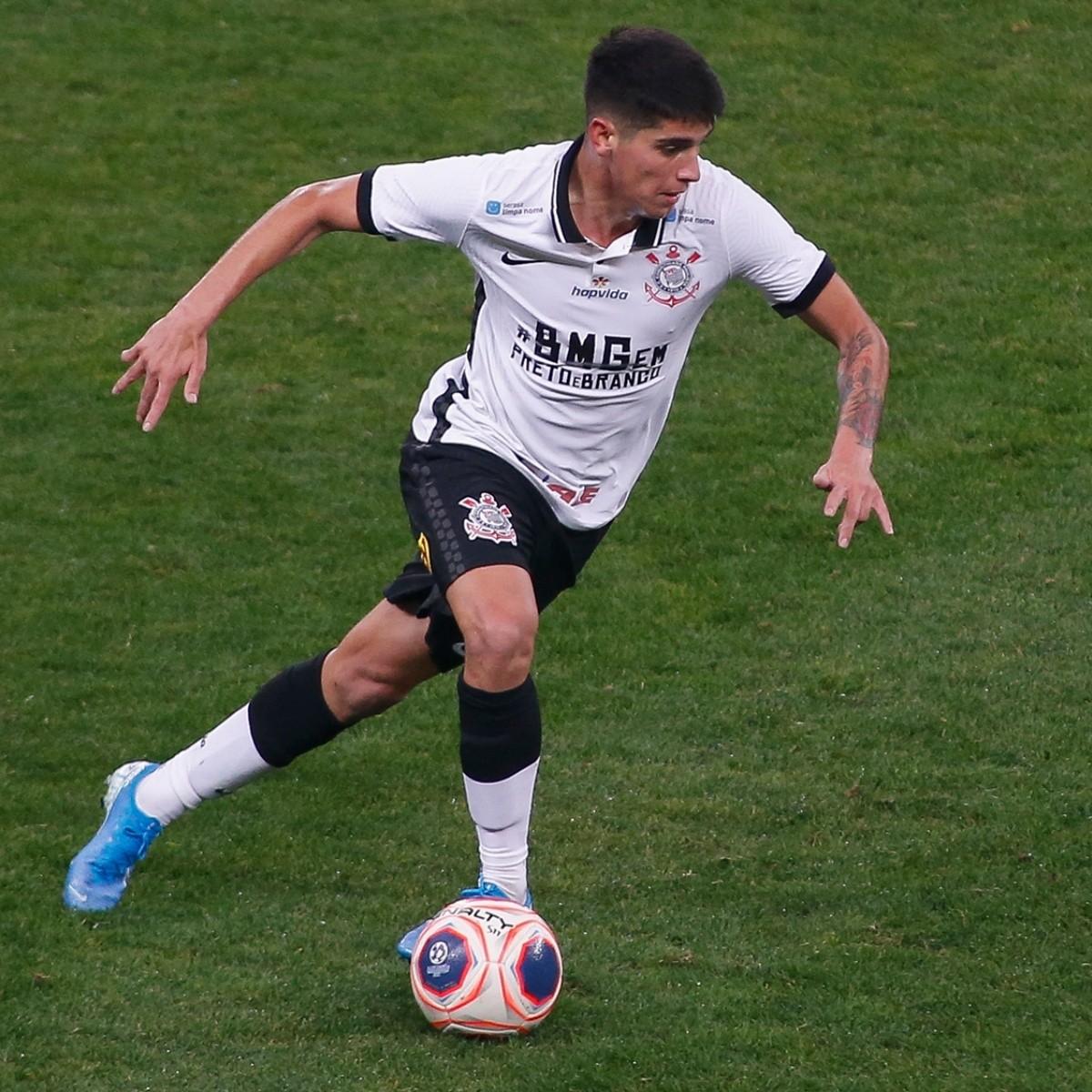 Fútbol brasileño   Ángelo Araos vuelve a la titularidad de la mano de nuevo entrenador de Corinthians Sylvinho   RedGol