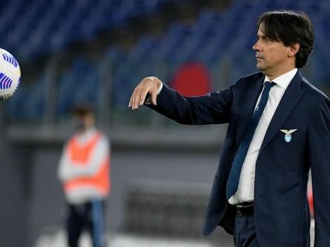 Simone Inzaghi está a un paso de ser el nuevo técnico del Inter