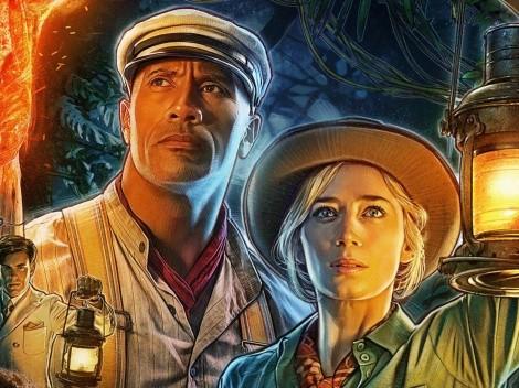 Nuevo trailer de Jungle Cruise