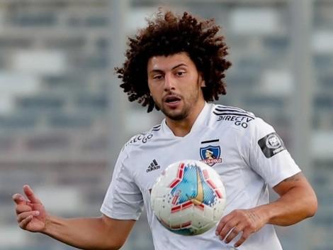 Maxi Falcón prefirió a Colo Colo antes que a Pachuca