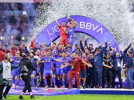 Mega golazo de Valdés no alcanza: Cruz Azul campeón