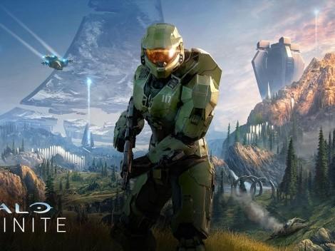 Halo Infinite muestra nueva imagen en redes sociales