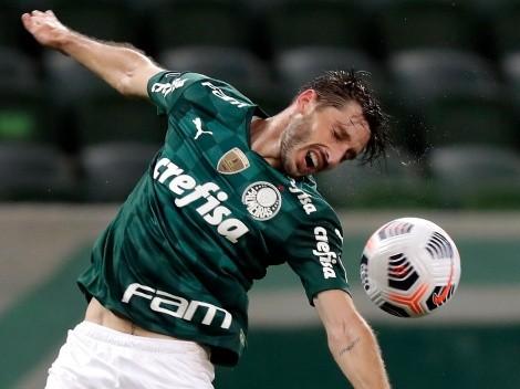 La UC ante el campeón de la Libertadores, Palmeiras