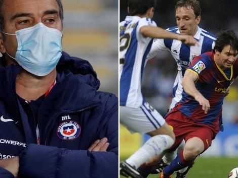 Lasarte recuerda cuando le ganó a Messi en España