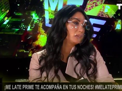 "Díaz se refiere a la faceta ""reptiliana"" de Cretton"