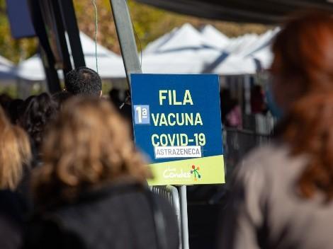 Conoce los vacunatorios disponibles este fin de semana en la RM