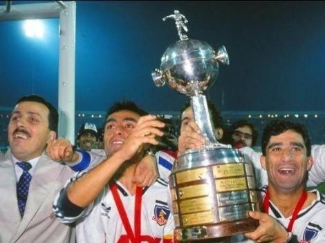 Revisa la campaña completa de Colo Colo en la Copa Libertadores 1991