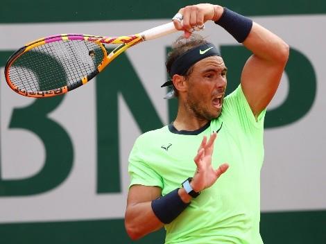 Nadal da otra paliza y se acerca a un nuevo título en Roland Garros