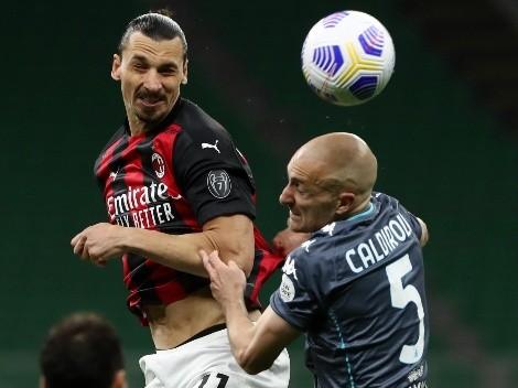 Larrivey opta por Zlatan sobre Messi y está decepcionado de Ronaldinho