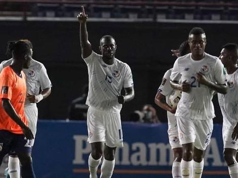 Waterman, Torres y Cooper lideran goleada de Panamá