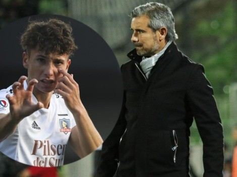 Miguel Ramírez pide que Luciano Arriagada no se salte etapas