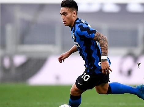 90 millones: Inter le puso precio a Lautaro Martínez