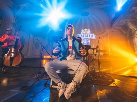 Red Bull Batalla: ¡Acertijo realiza la primera Impro Sesión en Chile!