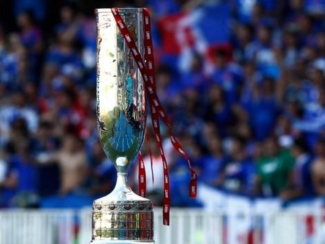 Los cruces de la primera ronda de la Copa Chile