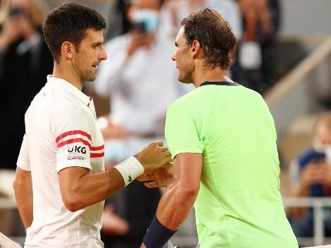 """Djokovic: """"Ganar a Rafa fue como escalar el Everest"""""""