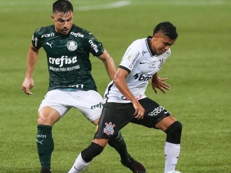 Palmeiras de Kuscevic enfrenta a Corinthians en el Derby Paulista
