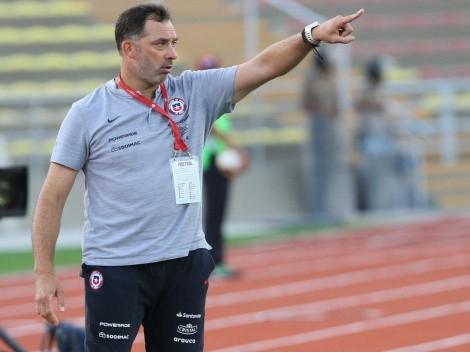 Oficial: Cagigao confirma el regreso de Caputto a la Roja sub 17