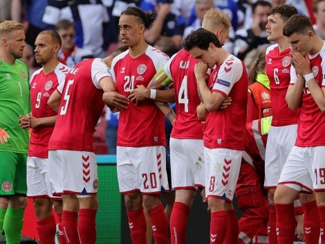Acusan grave ultimátum de la UEFA tras colapso de Eriksen