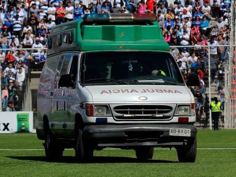 ¿Qué pasaría con un caso como Eriksen en el fútbol chileno?