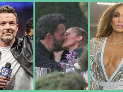 Video confirma relación de Ben Affleck y Jennifer Lopez