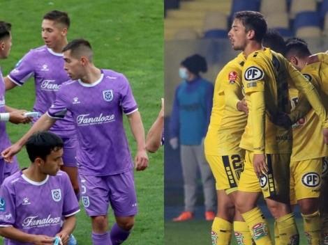 El León de Collao y la U de Conce chocan por Copa Chile