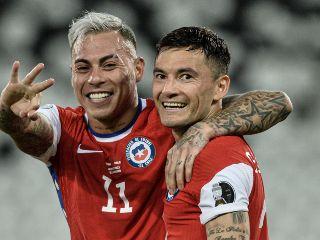Chile Vs Argentina Resultado Goles Y Resumen Por La Copa América Redgol