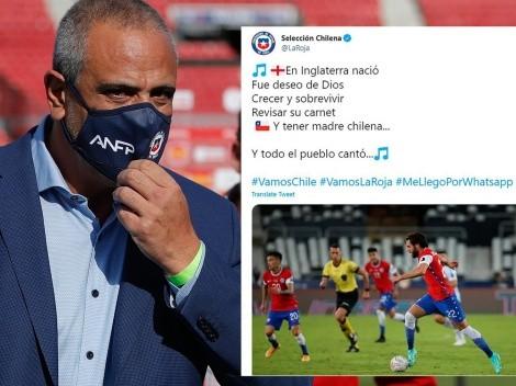 Olé interroga a Milad por polémico tuit de la selección chilena