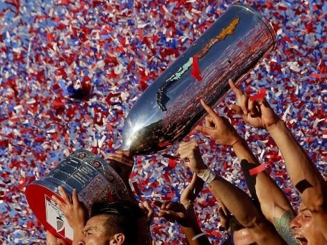 Sorteo de Copa Chile: la U tiene rivales, la UC y Colo Colo deben esperar