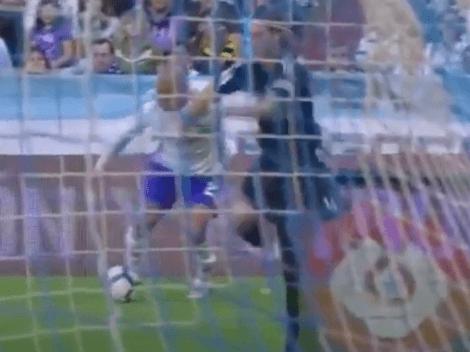 Ramos y el día que dejó herido a Chupete Suazo para el mundial