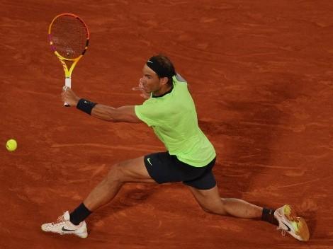 Nadal se baja de los Juegos Olímpicos Tokio 2020 y Wimbledon