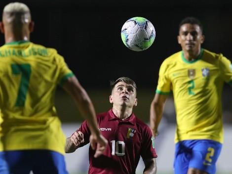 Soteldo se reporta el fin de semana con la selección de Venezuela