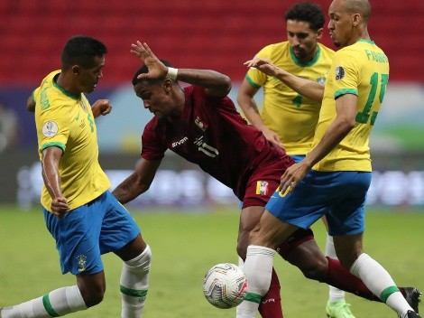 """Espina: """"Sólo Brasil puede pelear un título en el Mundial"""""""