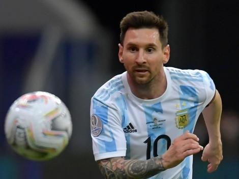 Argentina le gana a Uruguay y lidera junto a Chile